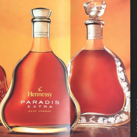 Hennessy - High end spirits agency