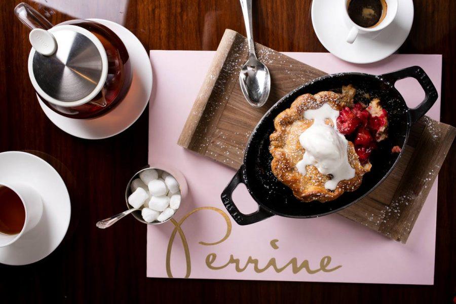 Perrine - Marketing for luxury hospitality brands