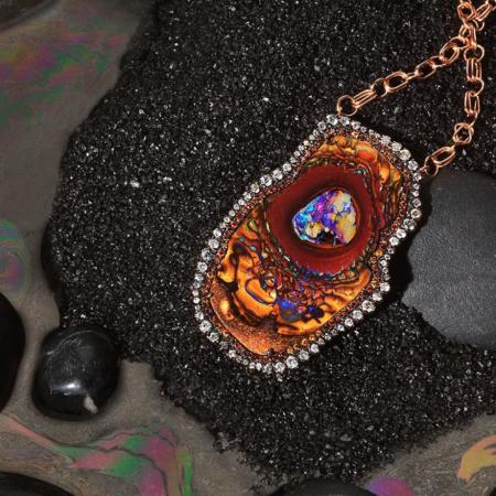 Kimberly McDonald - Luxury jewelry Branding